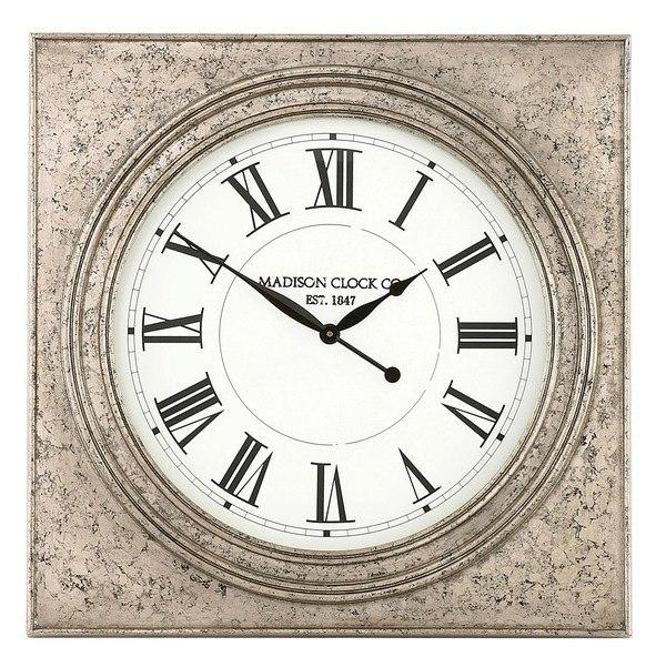 Mindy Brownes Roza Clock